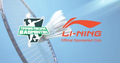 News/Notices - Timmins Porcupine Badminton Club